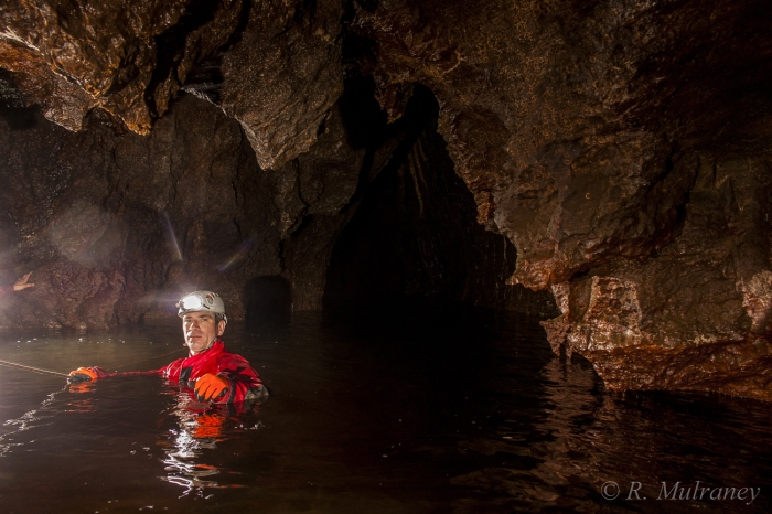 pollnagollum boats caving caves of ireland cave photography
