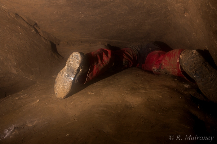 caves of ireland caving cave photography