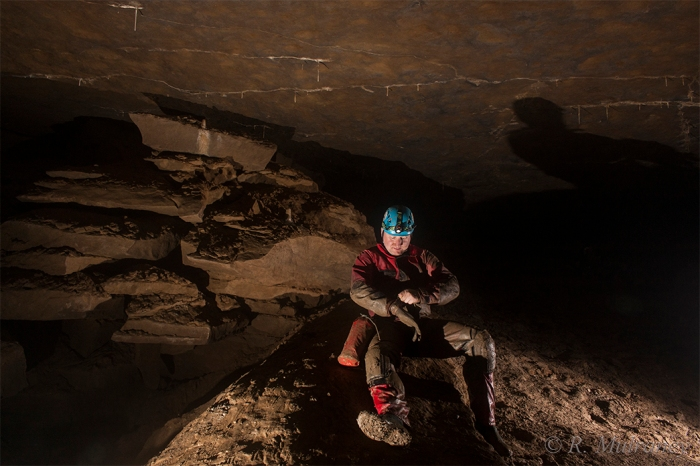 pollnagollum cave caving caves of ireland cave photography