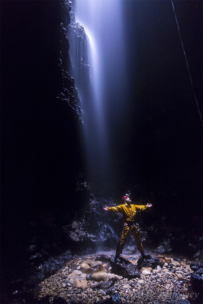 pollnatagha pruglisk boats caving caves of ireland cave photography