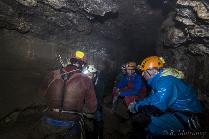 poll gonzo caving caves of ireland cave photography